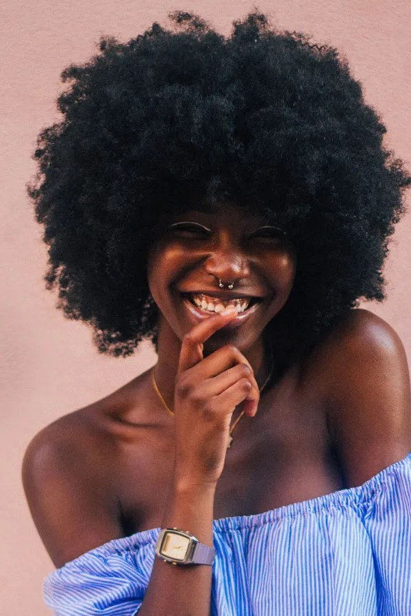 How To Grow Your Natural Hair Teen Vogue