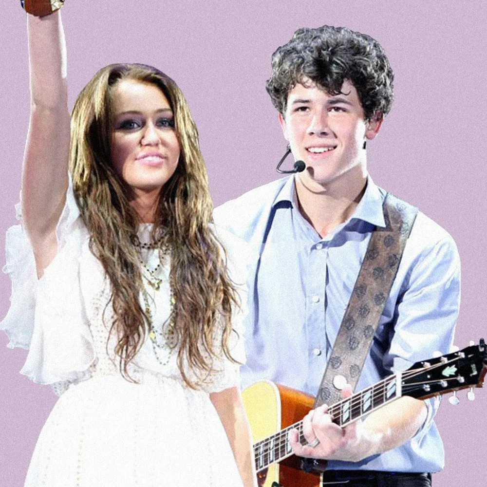 Miley Cyrus Interview About Nick Jonas - Miley Cyrus Height