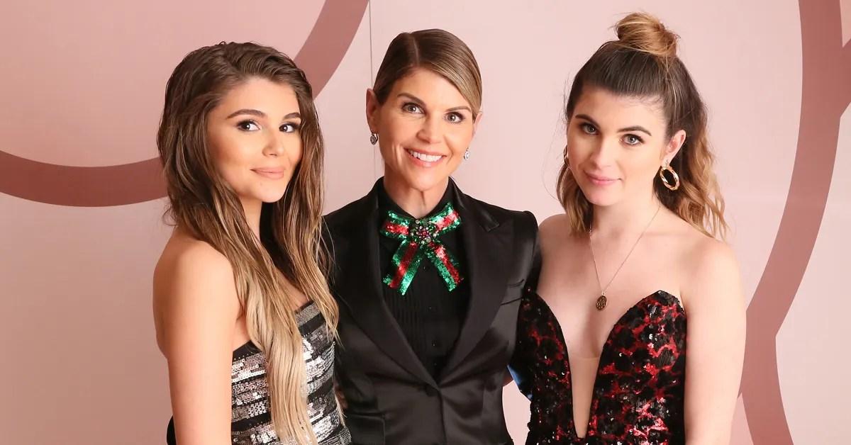 Lori Loughlin S Daughters Olivia Jade And Isabella