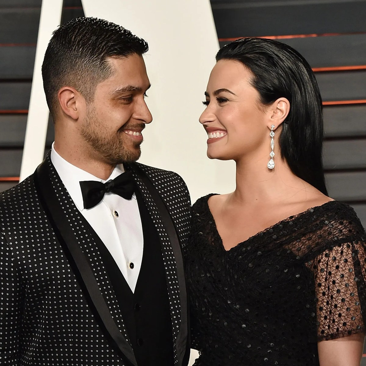 """Demi Lovato Is Reportedly """"Happy"""" for Ex Wilmer Valderrama's Engagement 