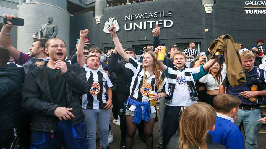 A saga that dragged on for 18 months and saw the club embroiled in legal disputes with the premier league has finally been resolved and the. Saudi Arabia-led consortium completes Newcastle United ...