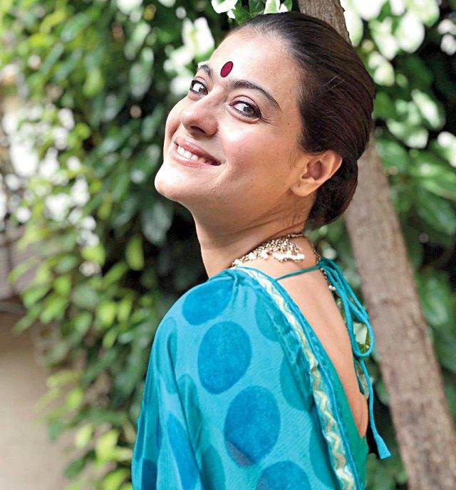 Kajol on being a part of Tanhaji... - Telegraph India