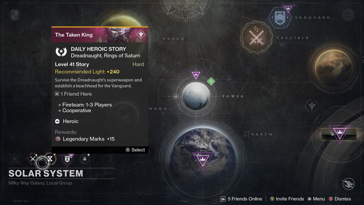 How To Earn Legendary Marks - Destiny
