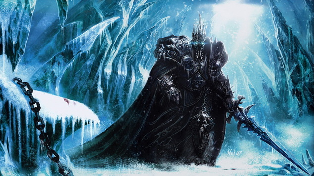 Fall Of The Lich King Wallpaper Ten Ton Hammer World Of Warcraft Wrath Of The Lich King