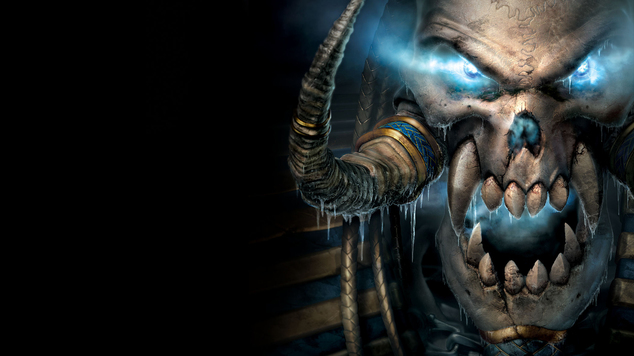 Blue Skull Wallpaper Hd Ten Ton Hammer Heroes Of The Storm Kel Thuzad First