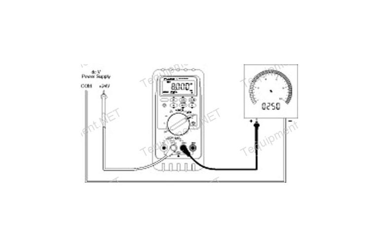 Fluke 789 Process Meter User Manual