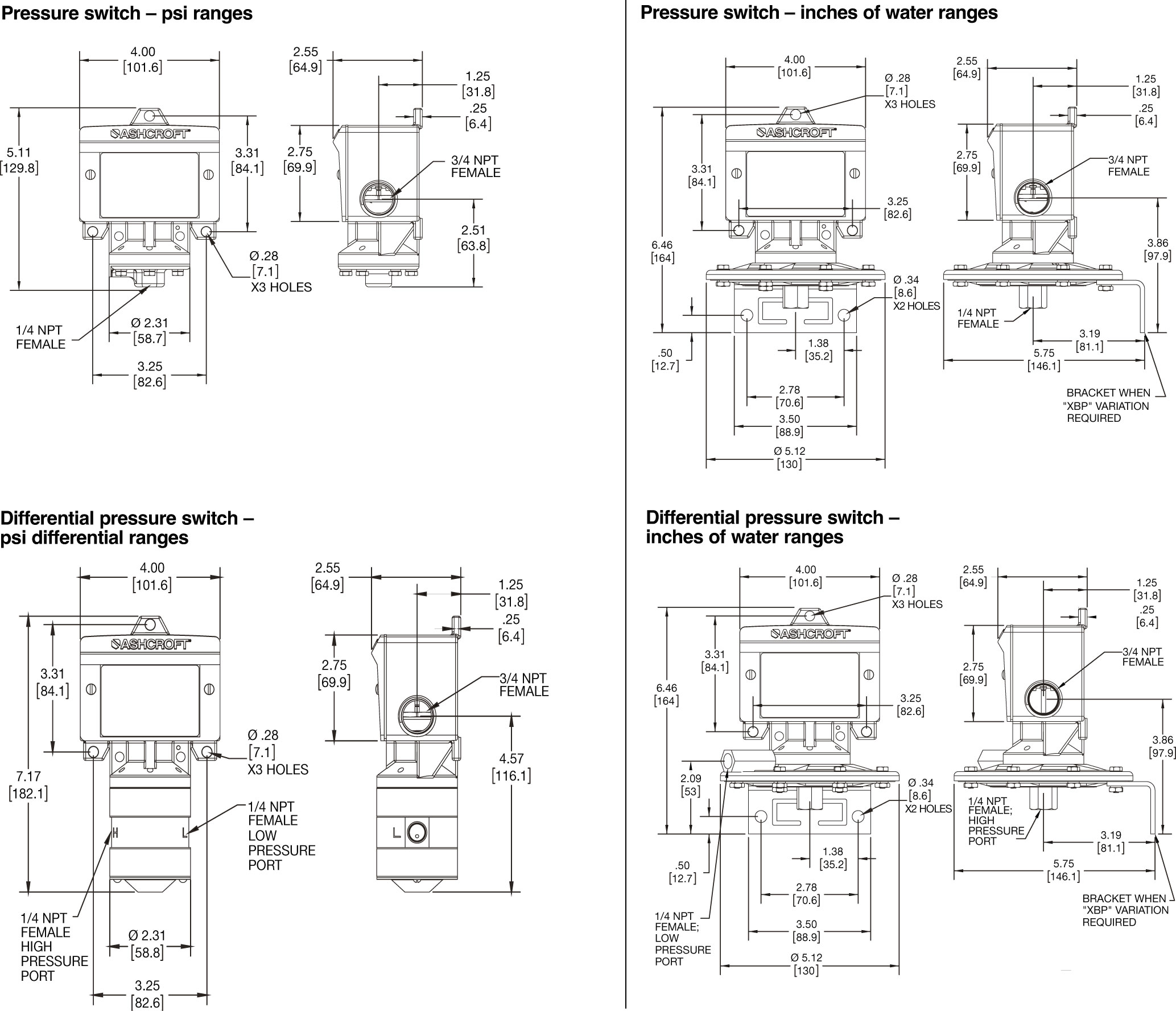 ashcroft pressure transducer wiring diagram m14 parts switch diagrams b d series differential switches configure model rh tequipment net auto brake air compressor