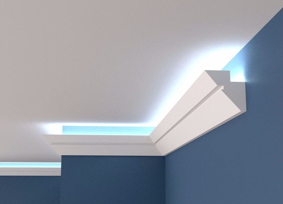 uplighter cornice crown molding for