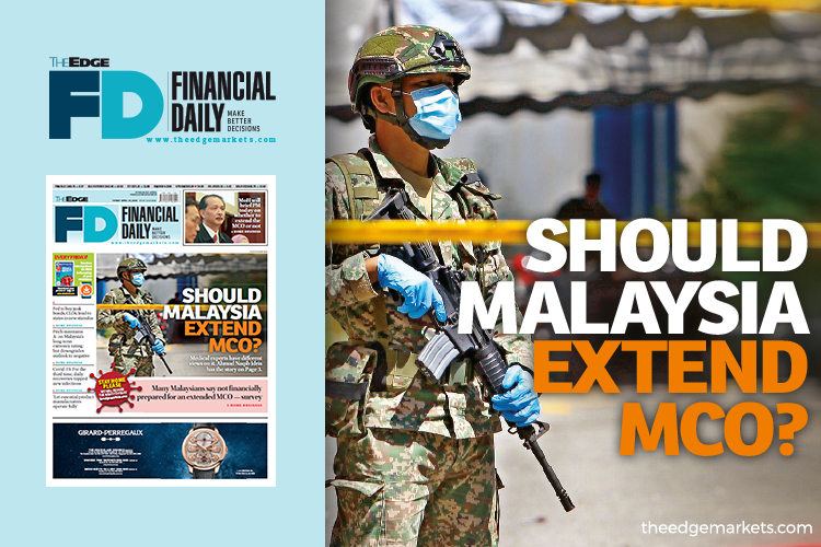 Should Malaysia Extend Mco The Edge Markets