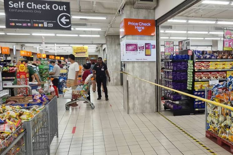 AEON BiG allowed to continue operating Subang Jaya outlet   The Edge Markets