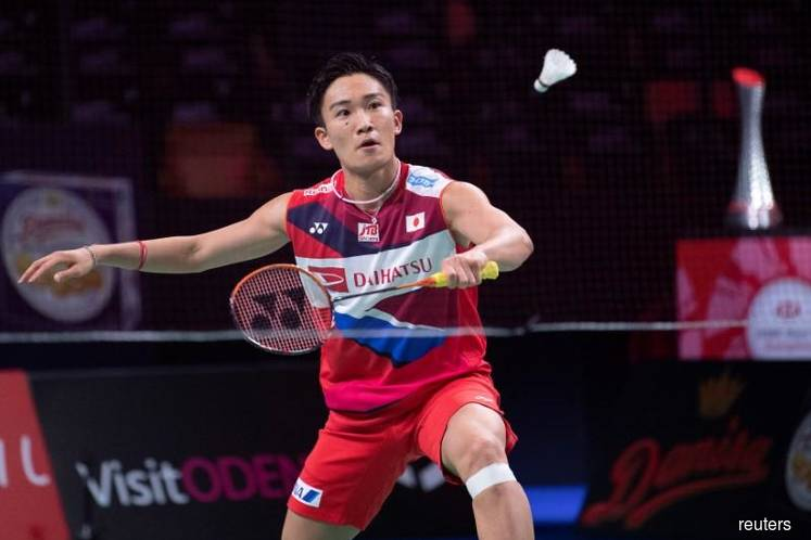 Badminton World No 1 Momota Injured In Crash In Malaysia