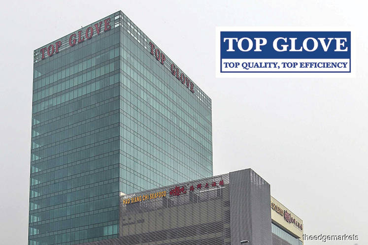 Top Glove S Share Price Charts A New High As Robust 3q