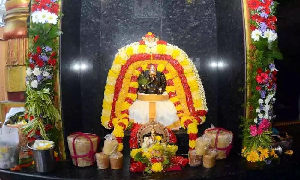 తెలుగు రాష్ట్రాల్లో ప్రసిద్ధ వినాయక క్షేత్రాలు