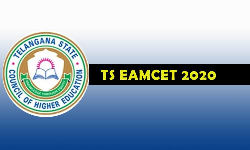 TS EAMCET 2020: Detailed Notification and Apply Online @ eamcet.tsche.ac.in