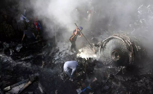 Pakistan Plane Crash Pilots Were Discussing Coronavirus