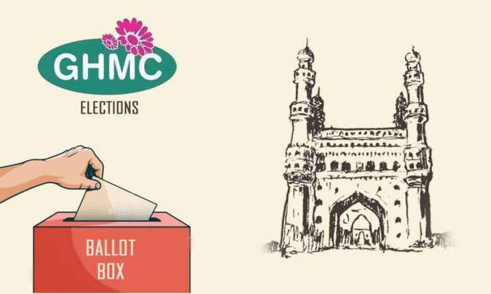 Hyderabad: TRS bats for conduct of GHMC elections through ballot papers