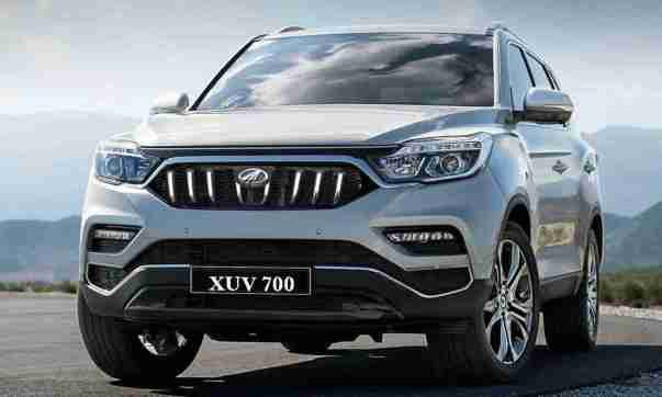 2021 Mahindra XUV700, Most Hyped Vehicle, Spied Again, Before its Launch