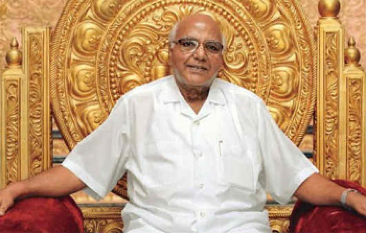 KCR's Decision Blows Ramojirao Out Of The Blue
