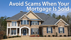 what should you do if your mortgage is sold