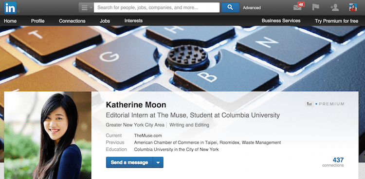 23 Free LinkedIn Backgrounds And LinkedIn Cover Photos