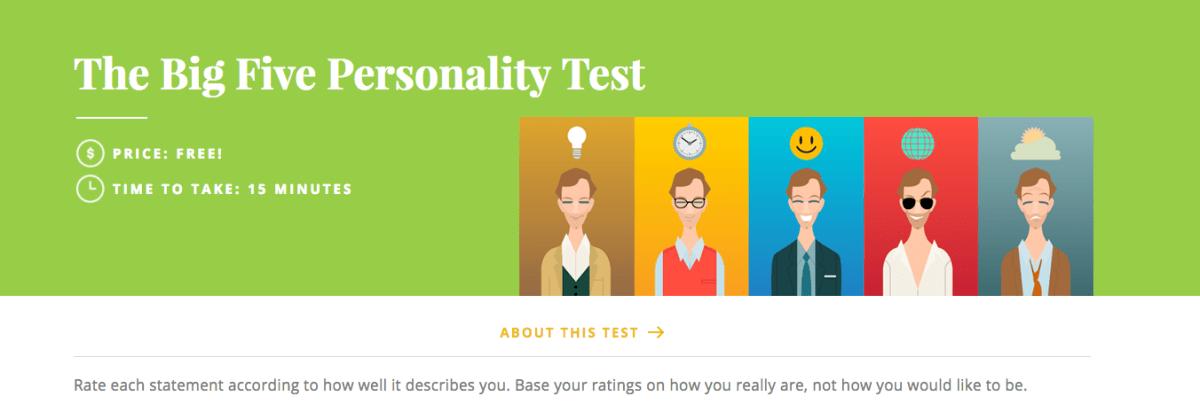 Future career test