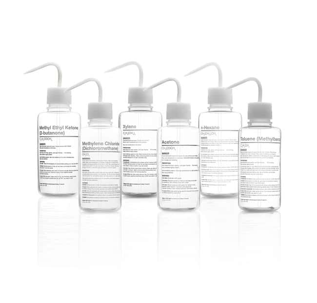 Acetone Safe Plastic Bottles