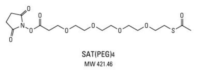 Pierce SAT(PEG)4 (PEGylated N-succinimidyl S
