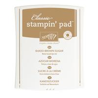Baked Brown Sugar Classic Stampin' Pad
