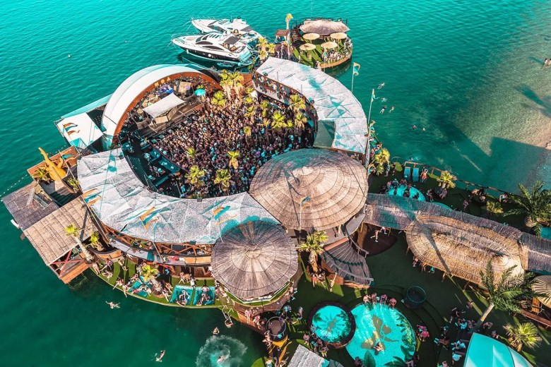 Croatia, Hideout Festival Route | The Yacht Week