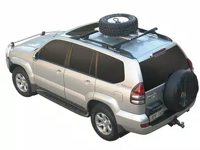 rhino rack rpwc roof mount spare tire