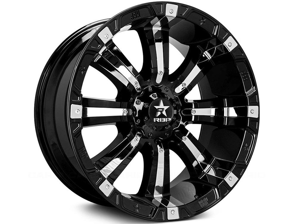 rbp black chrome 94r