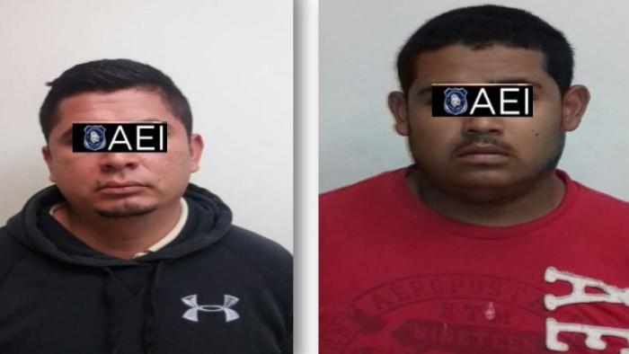 Detenidos homicidio