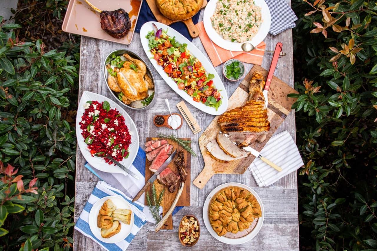 舉辦夏季派對 – Cookidoo® – Thermomix® 官方食譜平臺
