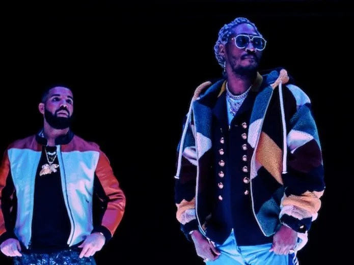 Future and Drake collaborated on the success of Life is Good(AP / Courtesy)