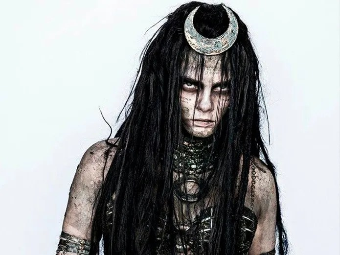 Enchantress is one of the main characters of the tape Suicide Squad of David Ayer(Warner Bros. Pictures)