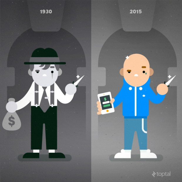 Mobile payments could help curb street crime, but what about cybercrime?