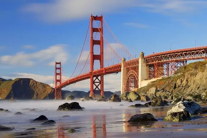 10 Beautiful Places To Visit In San Francisco