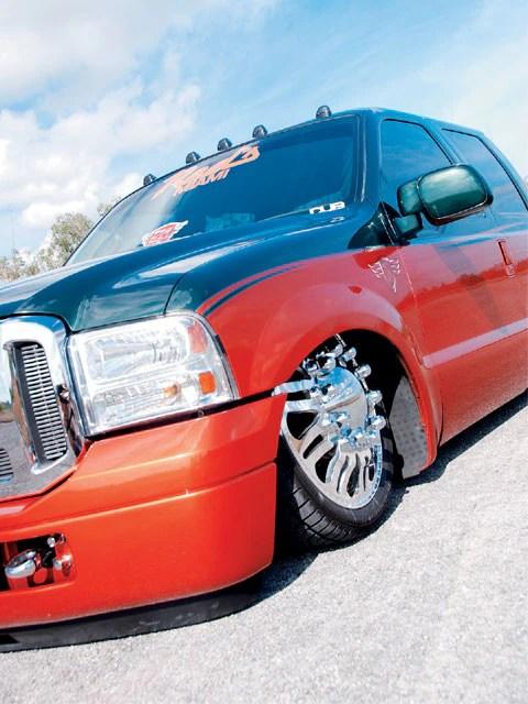 Ford F150 Dually : dually, Dually, Custom, Diesel, Trucks, Power, Magazine