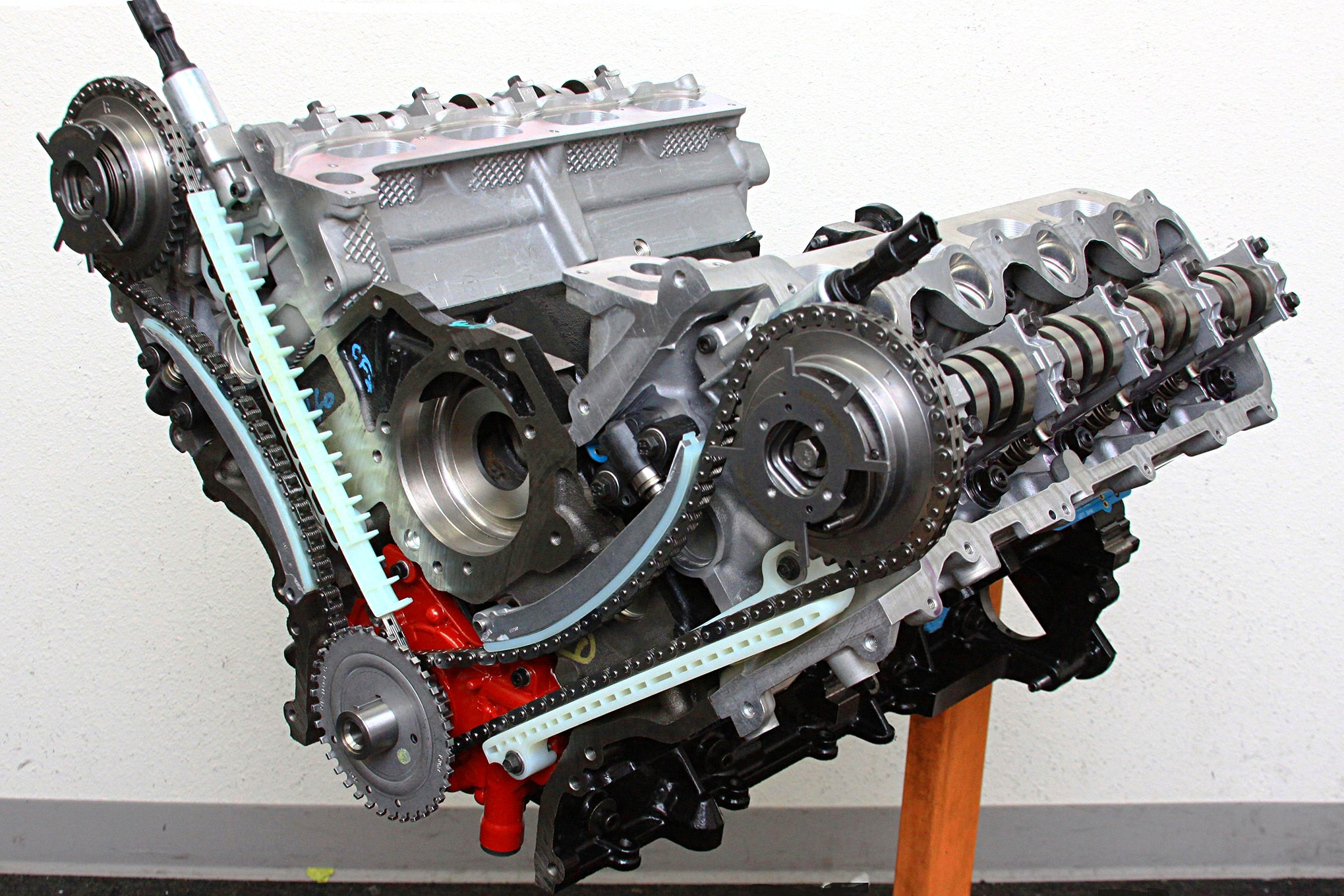 medium resolution of undertstanding the ford 4 6l 5 4l 3v sohc v8 1996 4 6l v8 engine diagram