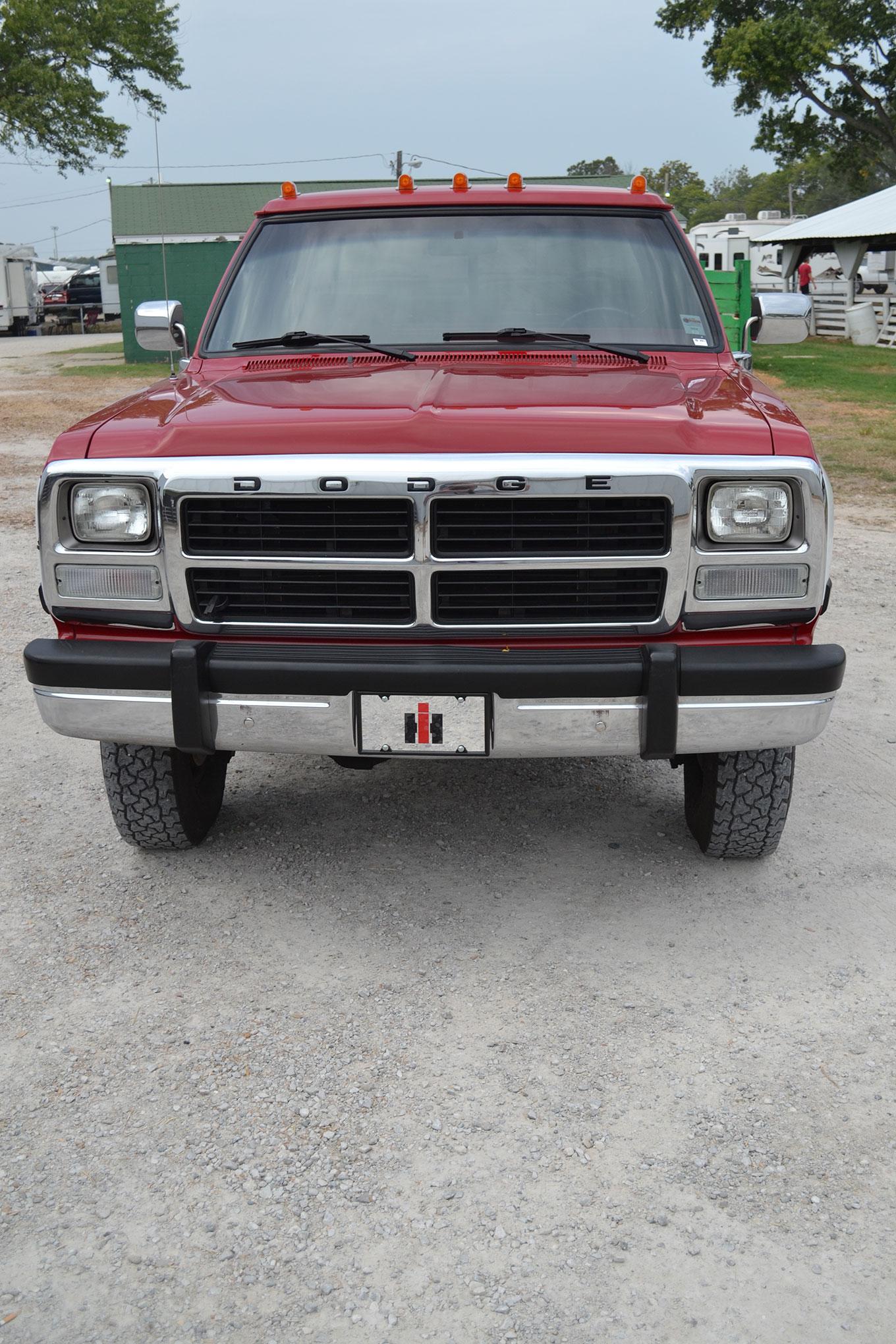 1993 Dodge Cummins 4x4 Sale : dodge, cummins, Dodge, That's, Clean
