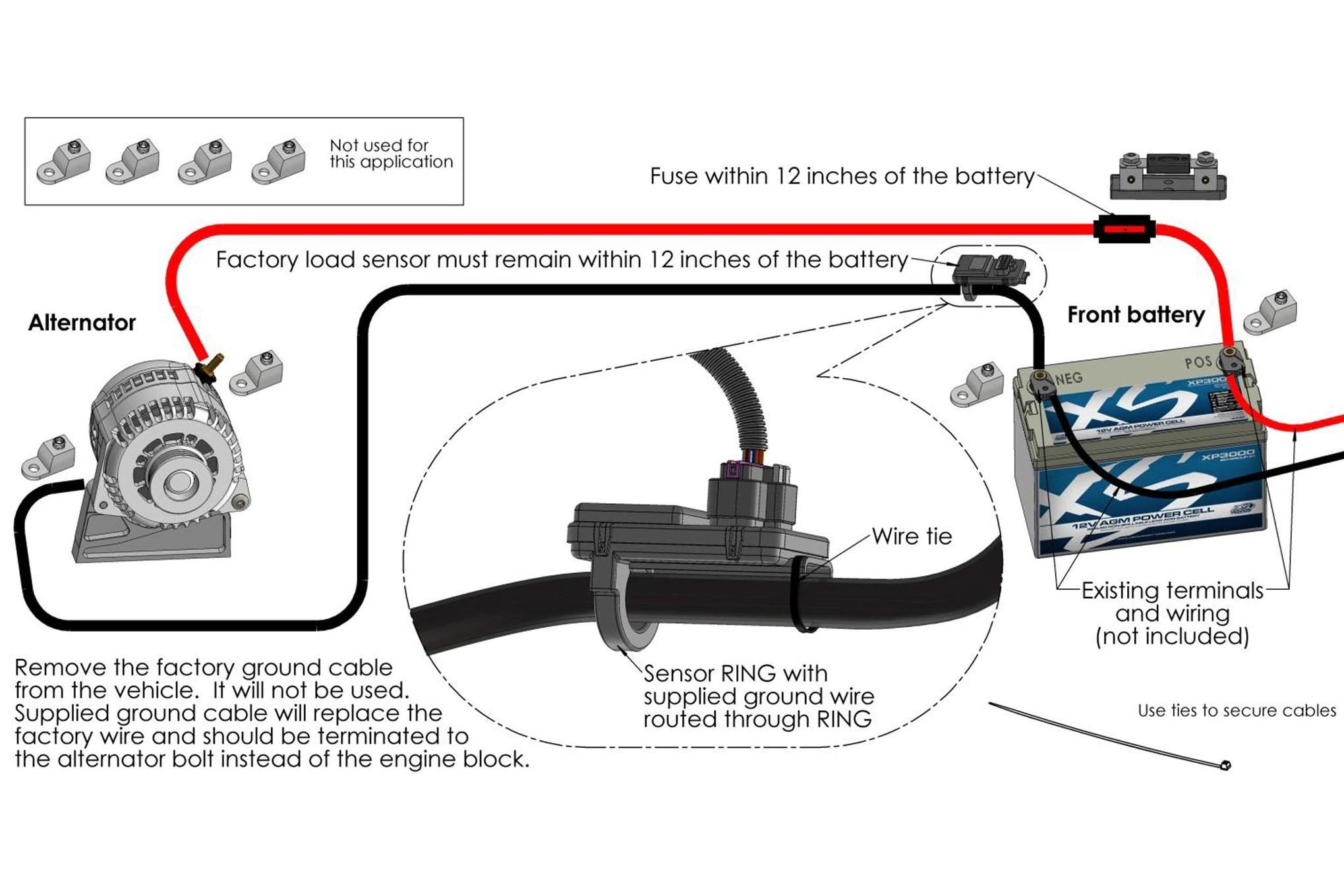 Mechman Alternator Wiring Diagram | Ford F550 Wiring Diagram For Alt |  | Wiring Diagram