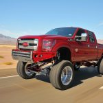2015 Ford F250 Platinum Bloodline