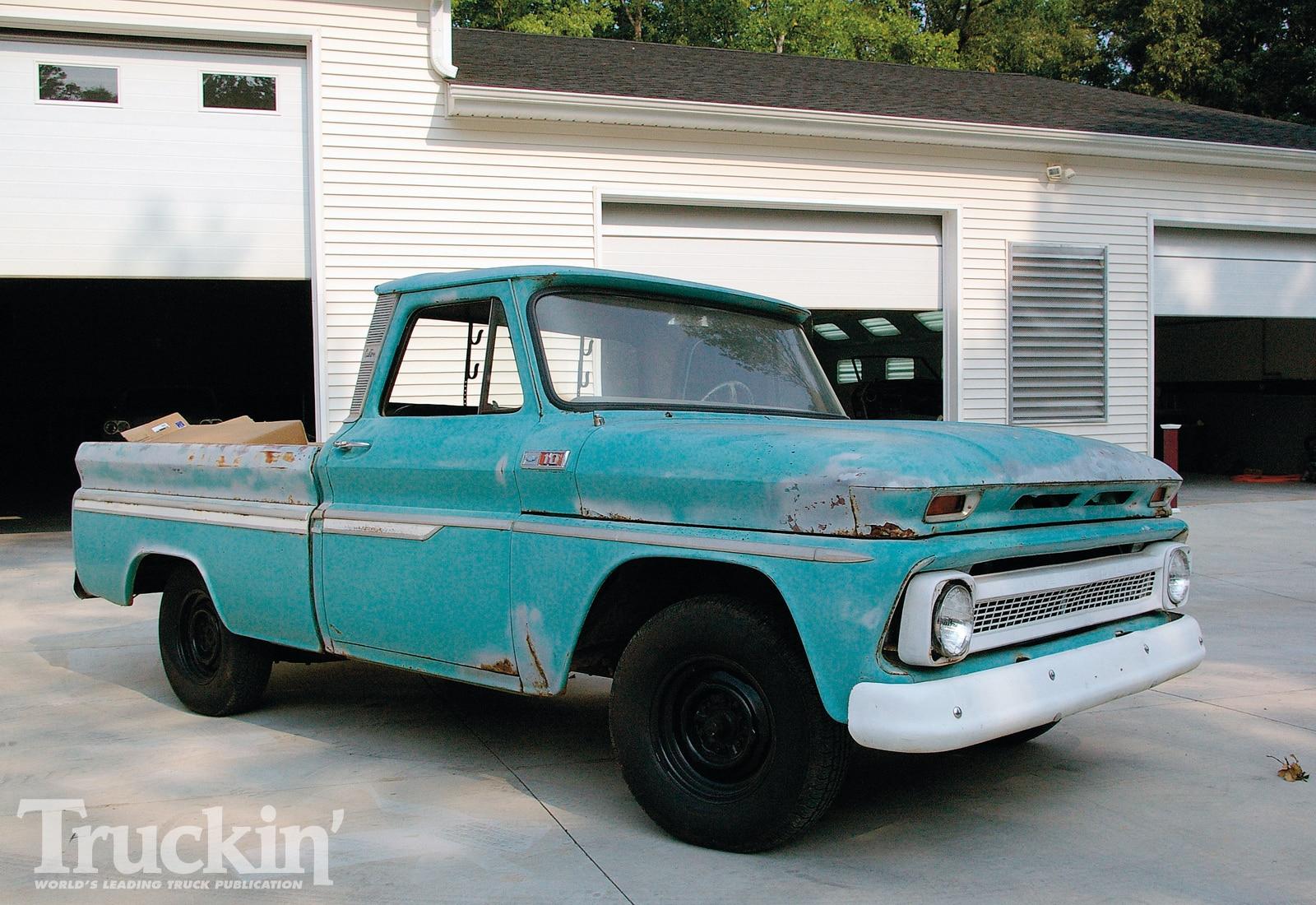 medium resolution of 1965 chevy c10 buildup street customs and restorations