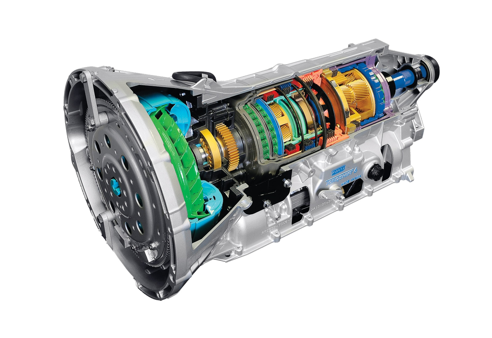 hight resolution of new 6r140 ford torqshift six speed automatic transmission diesel 6r140 transmission wiring diagram