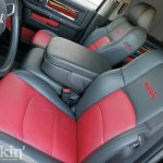 2009 Dodge Ram Upgrades Katzkin Seat Covers Truckin Magazine