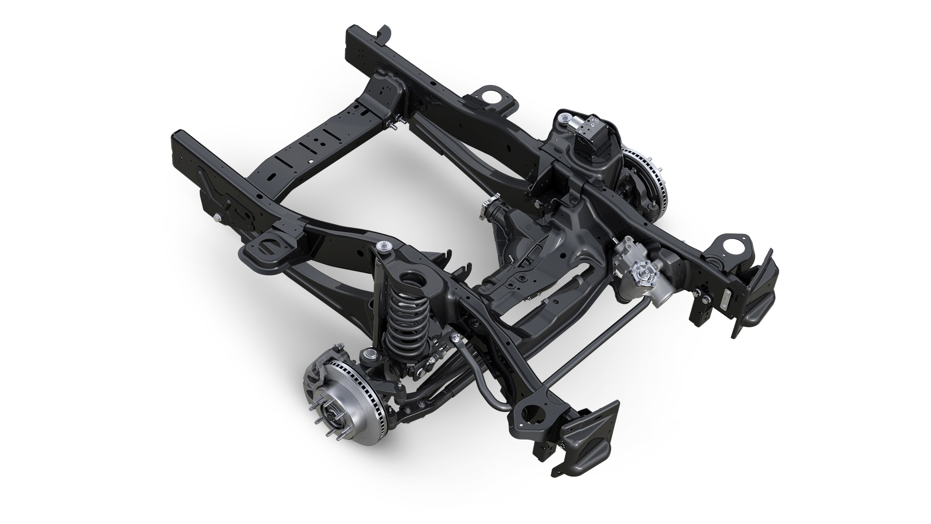 hight resolution of 2014 ram 2500 front suspension