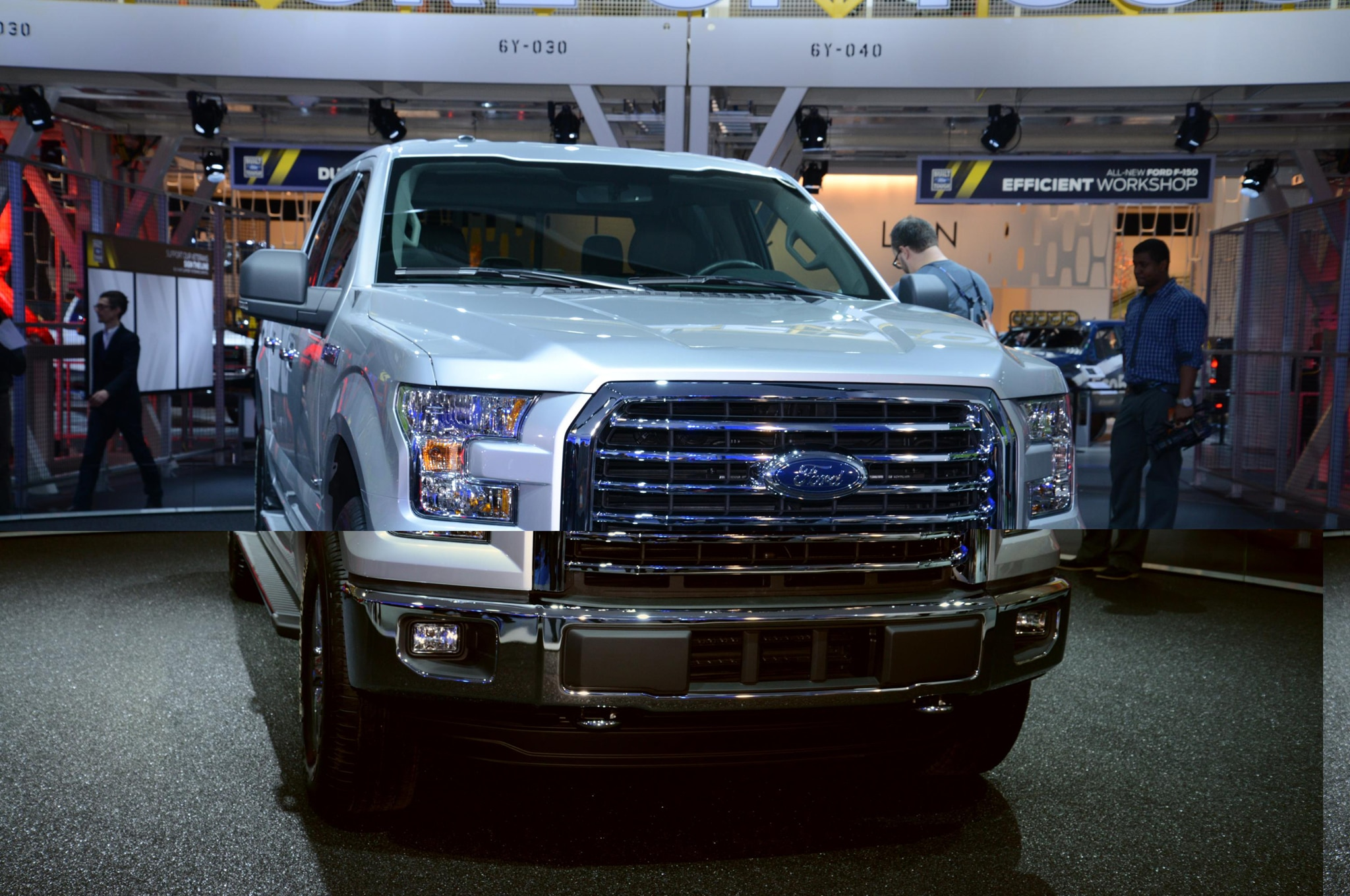 medium resolution of 2015 ford f 150 front end