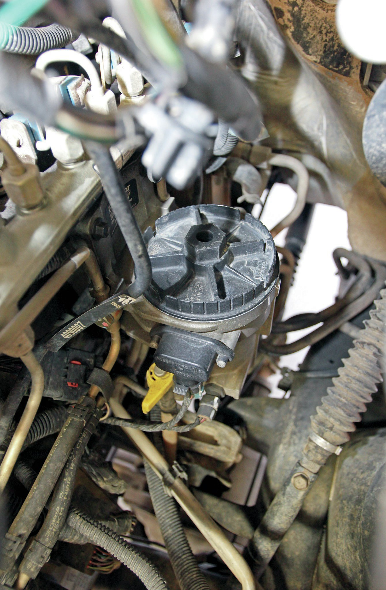hight resolution of tips and tricks for a quick and easy filter change fuel filter basicsfor a 1991 dodge