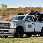 Ford Tests Strength Of 2017 Super Duty Aluminum Bed With Accessories