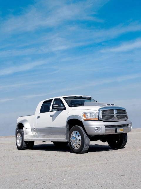 Custom 2006 Dodge Ram 1500 : custom, dodge, Dodge, Dualie, Diesel, Power, Magazine